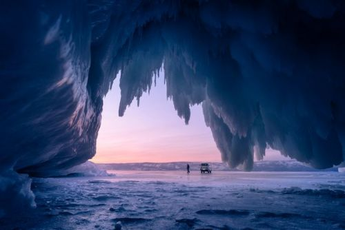 icicles cave
