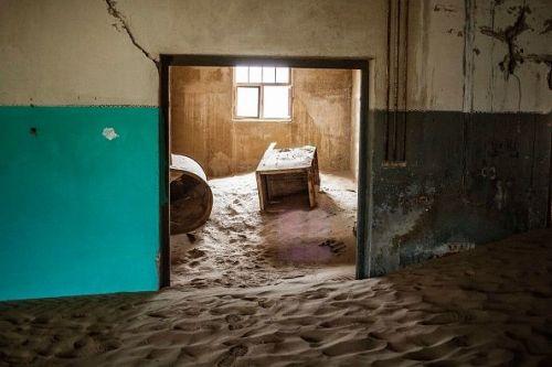 house sand