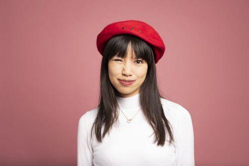 girl beret