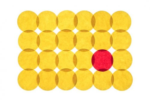 Interlocked circles